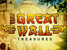 В Вулакн 24 играйте в игровой автомат The Great Wall Treasure